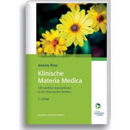 Buch-Cover Jeremy Ross: Klinische Materia medica